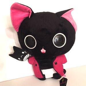 Nyanpire cat plushie